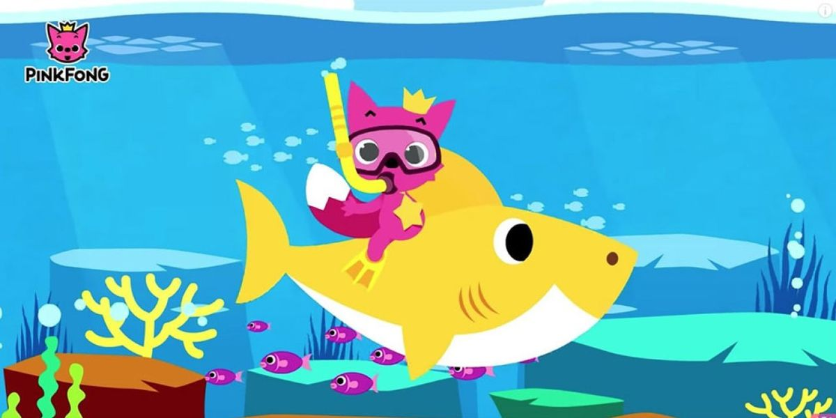 A Baby Shark Tv Show Is Coming To Nickelodeon Thanks To
