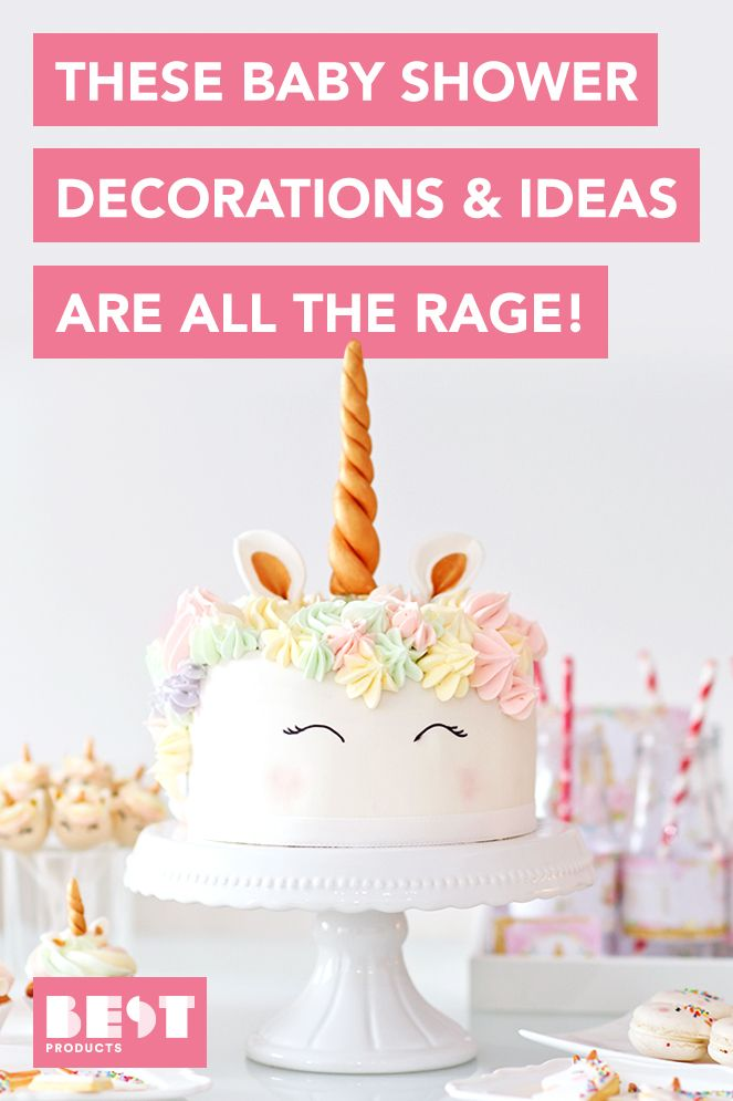 Baby Shower Ideas For Boys