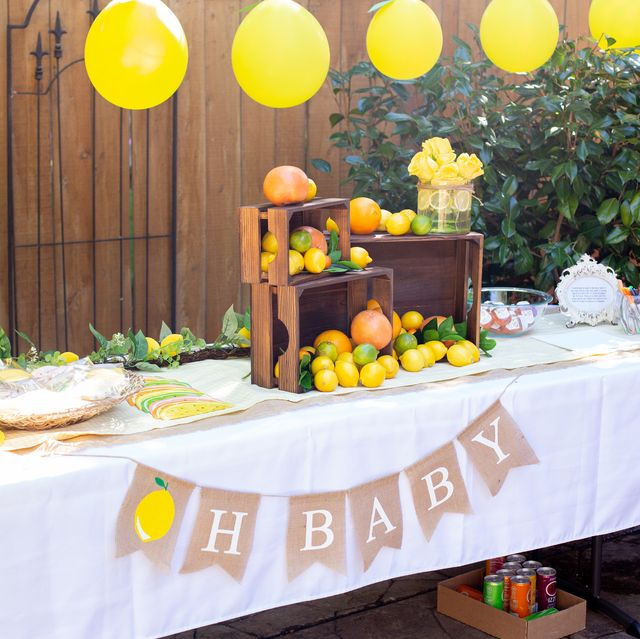 50 Best Baby Shower Ideas - Top Baby Shower Party Planning Ideas