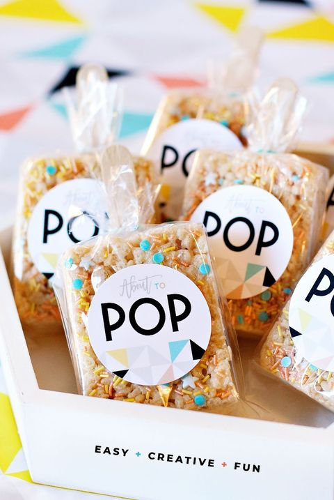 baby shower ideas about to pop