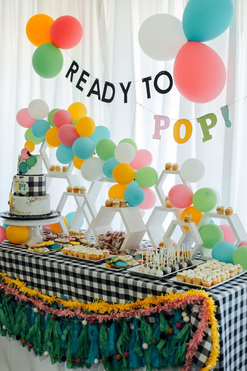 44 Baby Shower Ideas for Boys and Girls - Baby Shower Food and Decorations