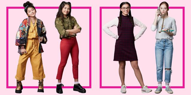 the baby sitters club netflix outfits