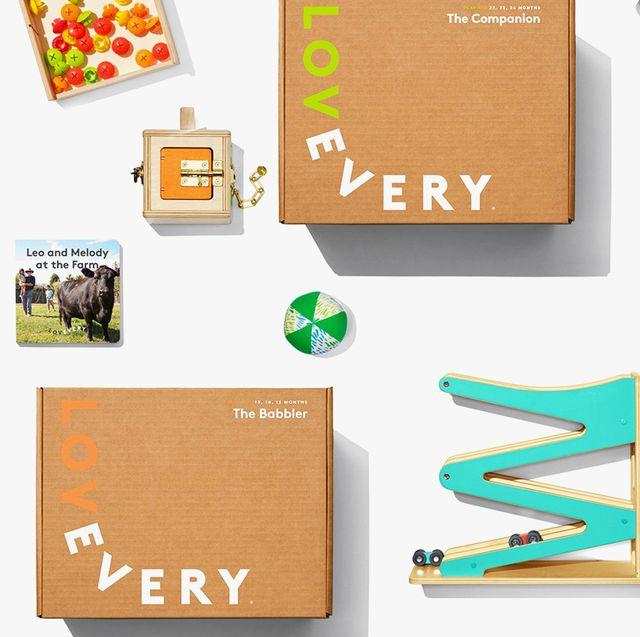 Lovevery Subscription Box