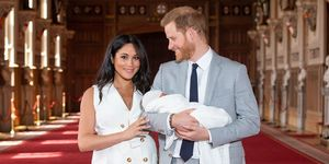 Baby Sussex first pictures