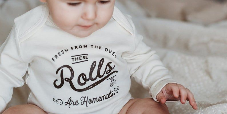 eef4c7e7e 28 Baby Thanksgiving Outfits That Are so Cute, We Just Want to Gobble Them  Up
