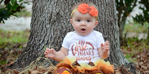 78ccc48ab8d3 20 Baby Thanksgiving Outfits - Cute Girl   Boy Infant Clothes for ...