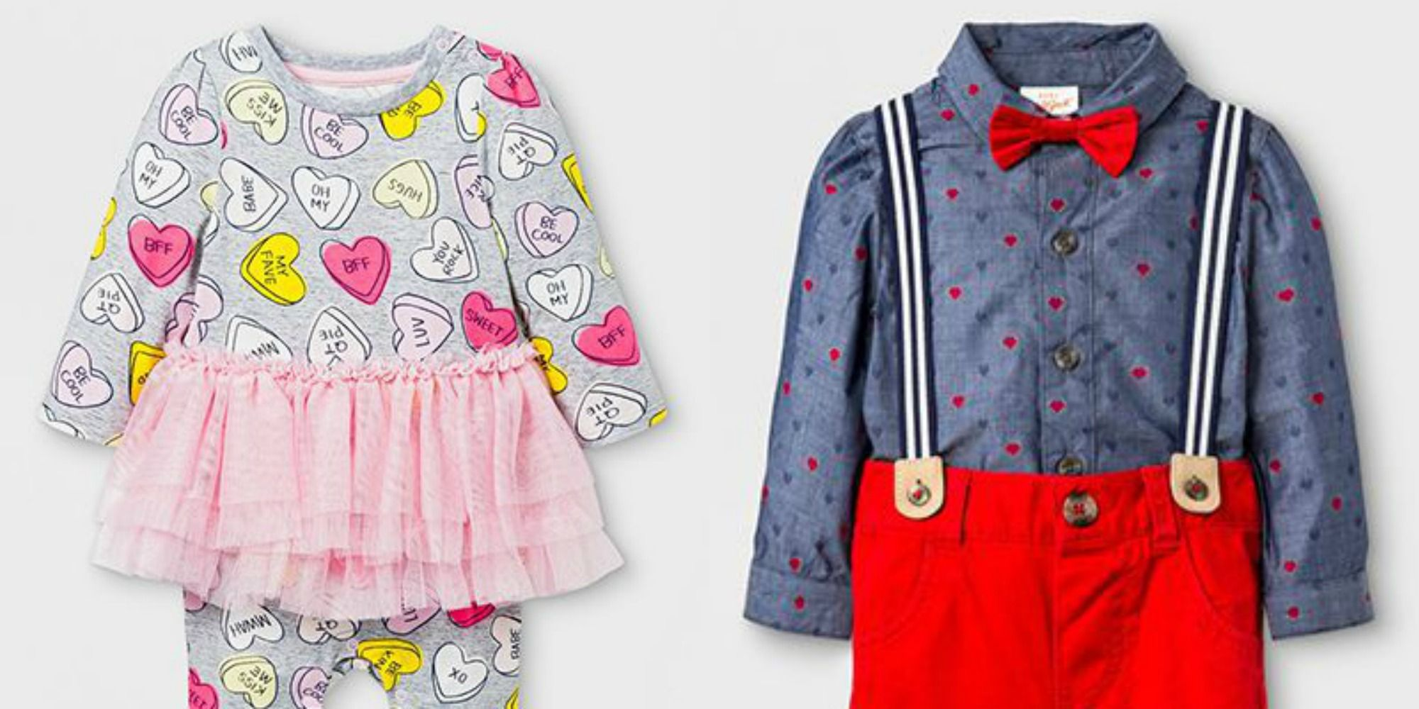 Baby Valentine S Day Outfits 2019 Infant And Newborn Clothes For V Day