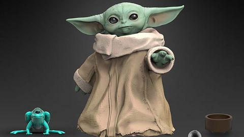 'The Mandalorian': Baby Yoda puebla grafitis de todo el mundo