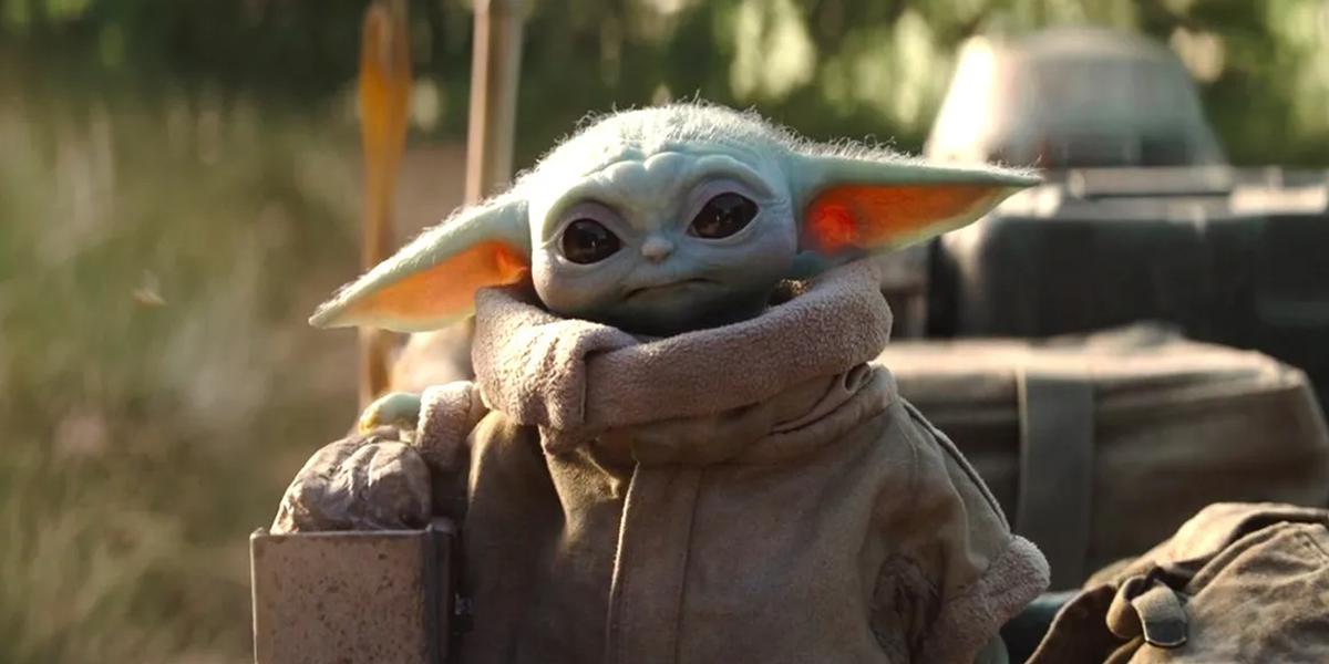 Merchandising de Baby Yoda