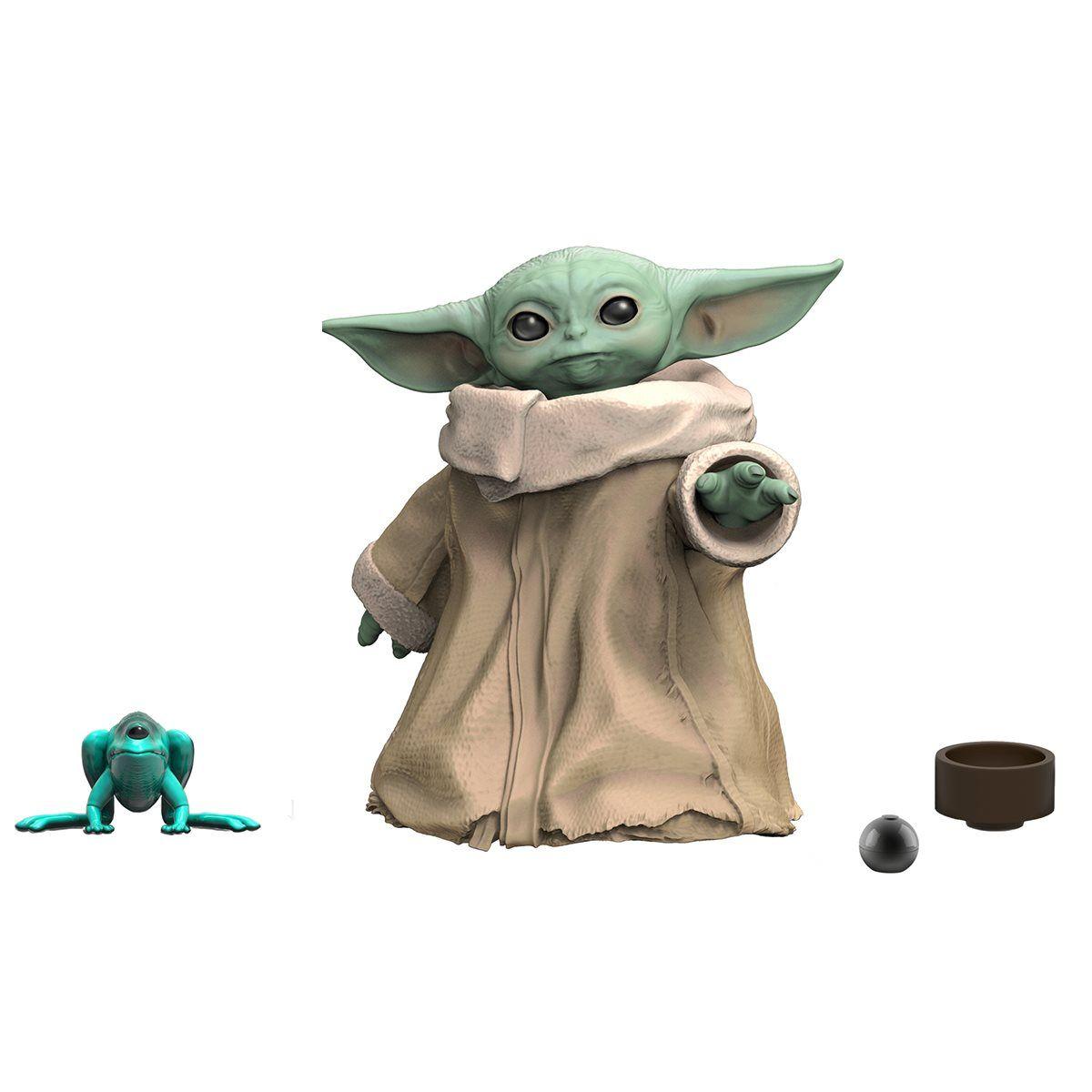 THE CHILD MANDALORIAN Star Wars Mission Fleet BABY YODA GROGU figure loose