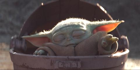 baby yoda - photo #7