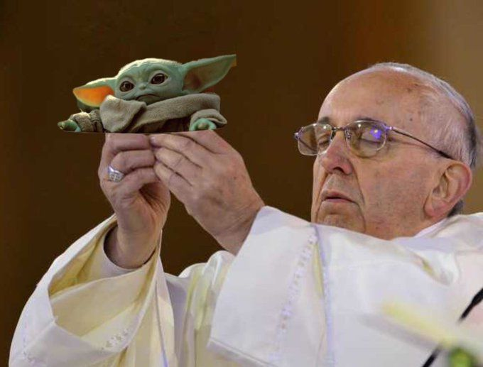 40 Funniest Baby Yoda Memes From Disney S The Mandalorian