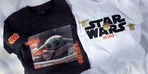 Baby Yoda ropa