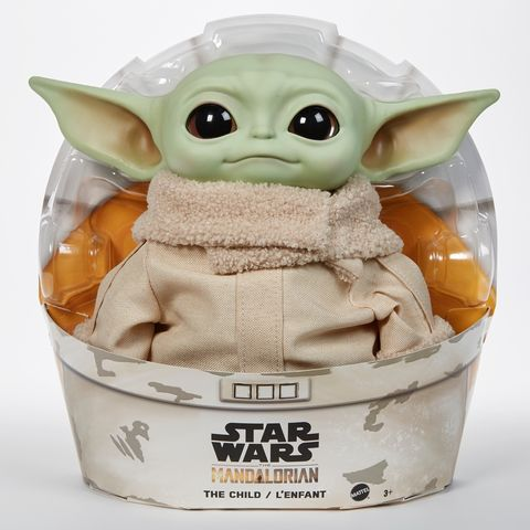 "Baby Yoda Toys - 11"" Plush"