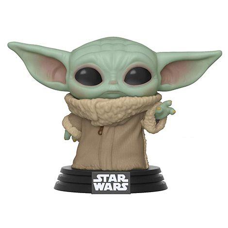 Baby Yoda Toys - Funko Pop Yoda