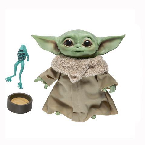 Baby Yoda Toys - Talking Plush