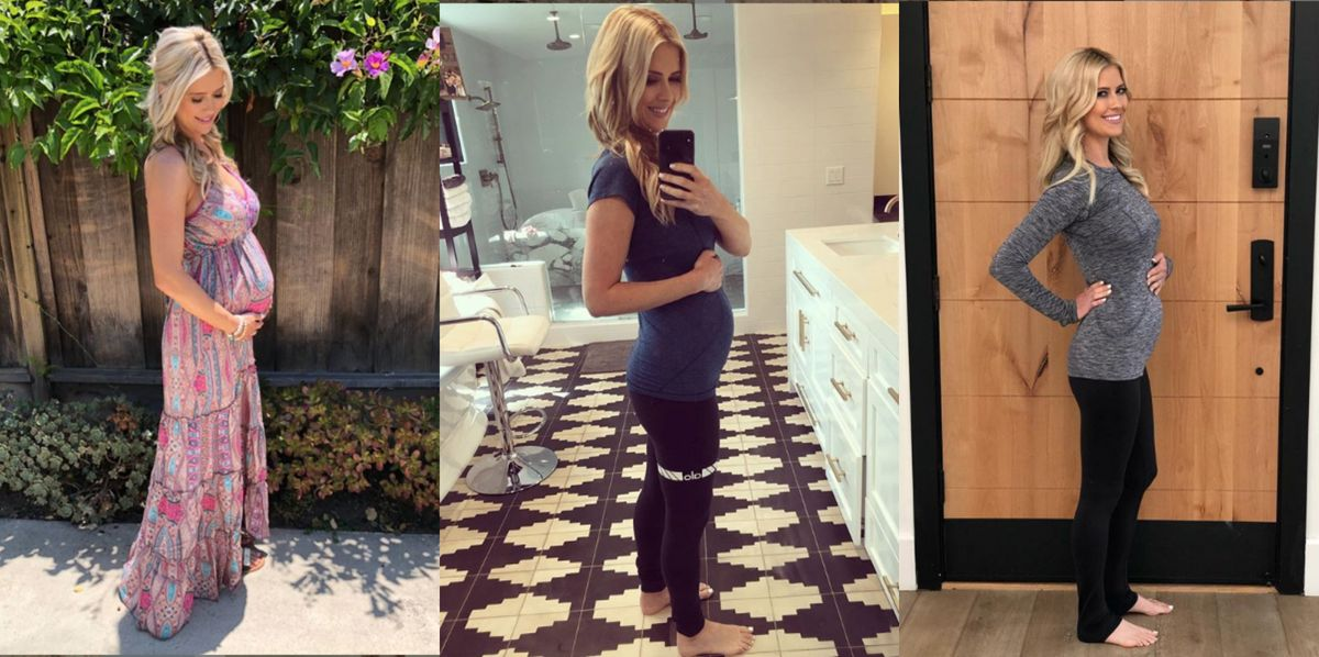 When Is Christina Anstead S Due Date Everything You Need To Know About