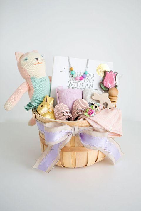 easter basket ideas babys first