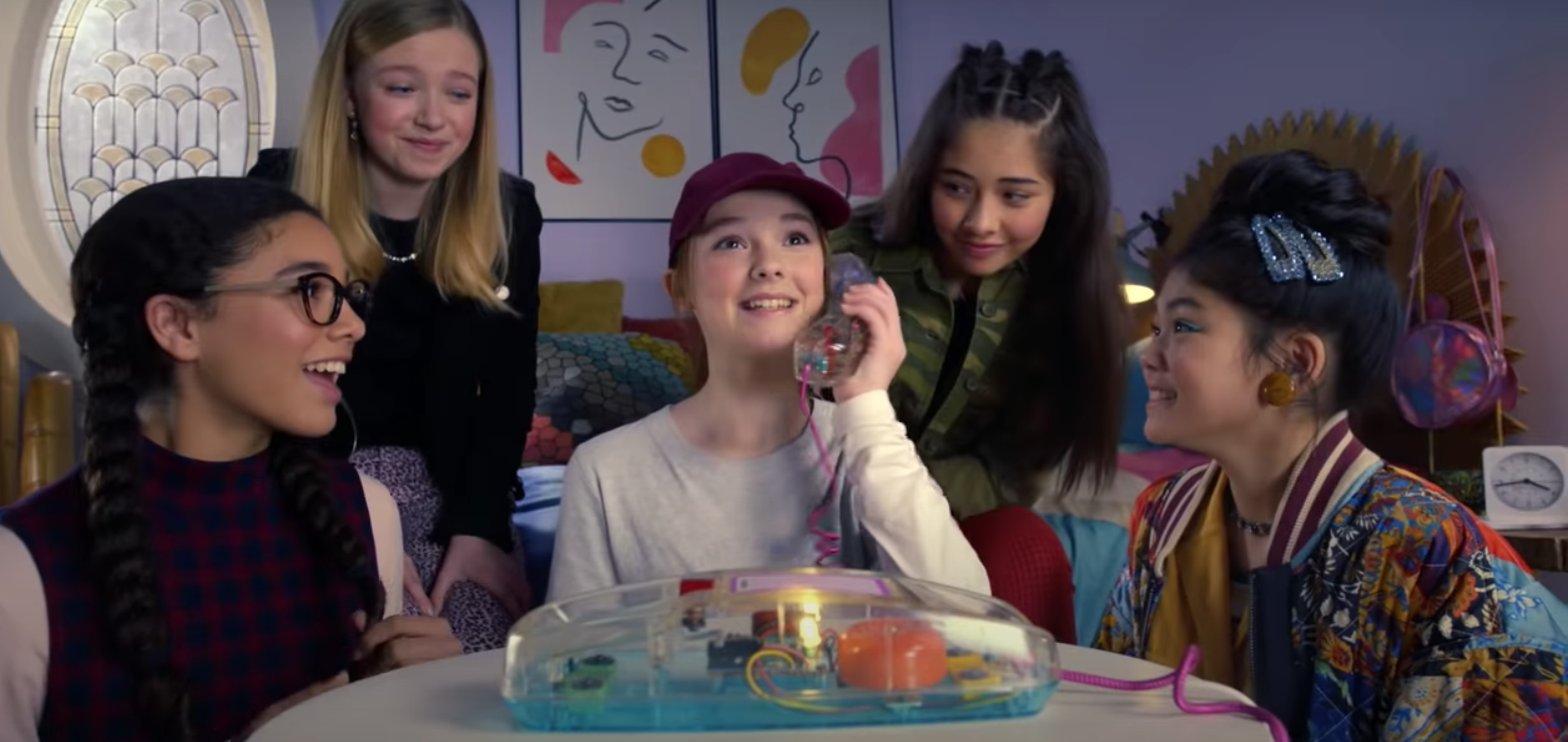 The Baby-Sitters Club' Netflix Reboot Series - Cast and Episode ...