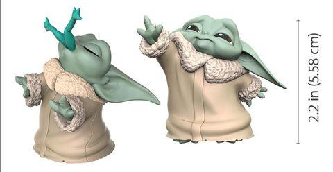 Baby Yoda muñeco