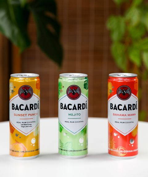 bacardi rum real rum canned cocktail