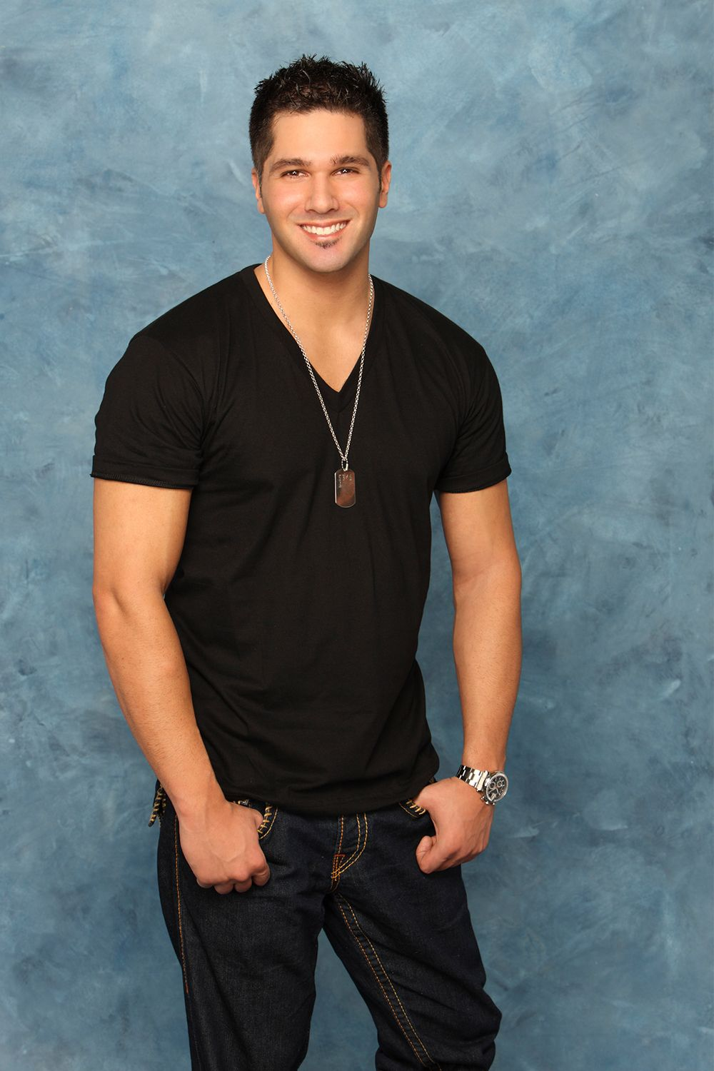 "Justin Rego ('The Bachelorette' Season 6) Justin ""R Rated"" Rego was the bonafide villain of The Bachelorette season 6. After promising bachelorette Ali Fedotowsky he was there for the right reasons, Ali discovered that Justin had a girlfriend at home in Canada and immediately sent him packing."