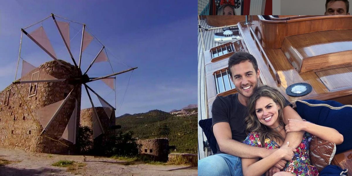 The Bachelorette S Windmill Fantasy Suite Is Available On