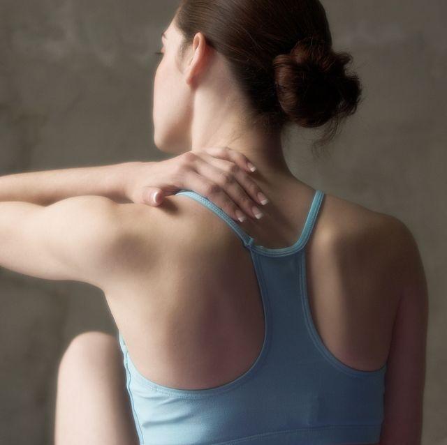 肩頸腰背痠痛運動