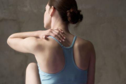 back ache massage