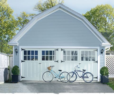 Home, House, Property, Building, Shed, Siding, Roof, Garage, Residential area, Real estate,