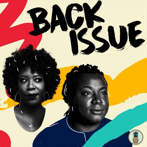 back issue podcast