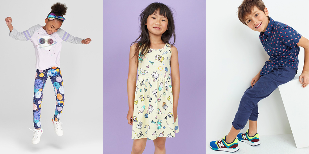 50 Affordable Back-to-School Outfits for Kids 4cf82394ff