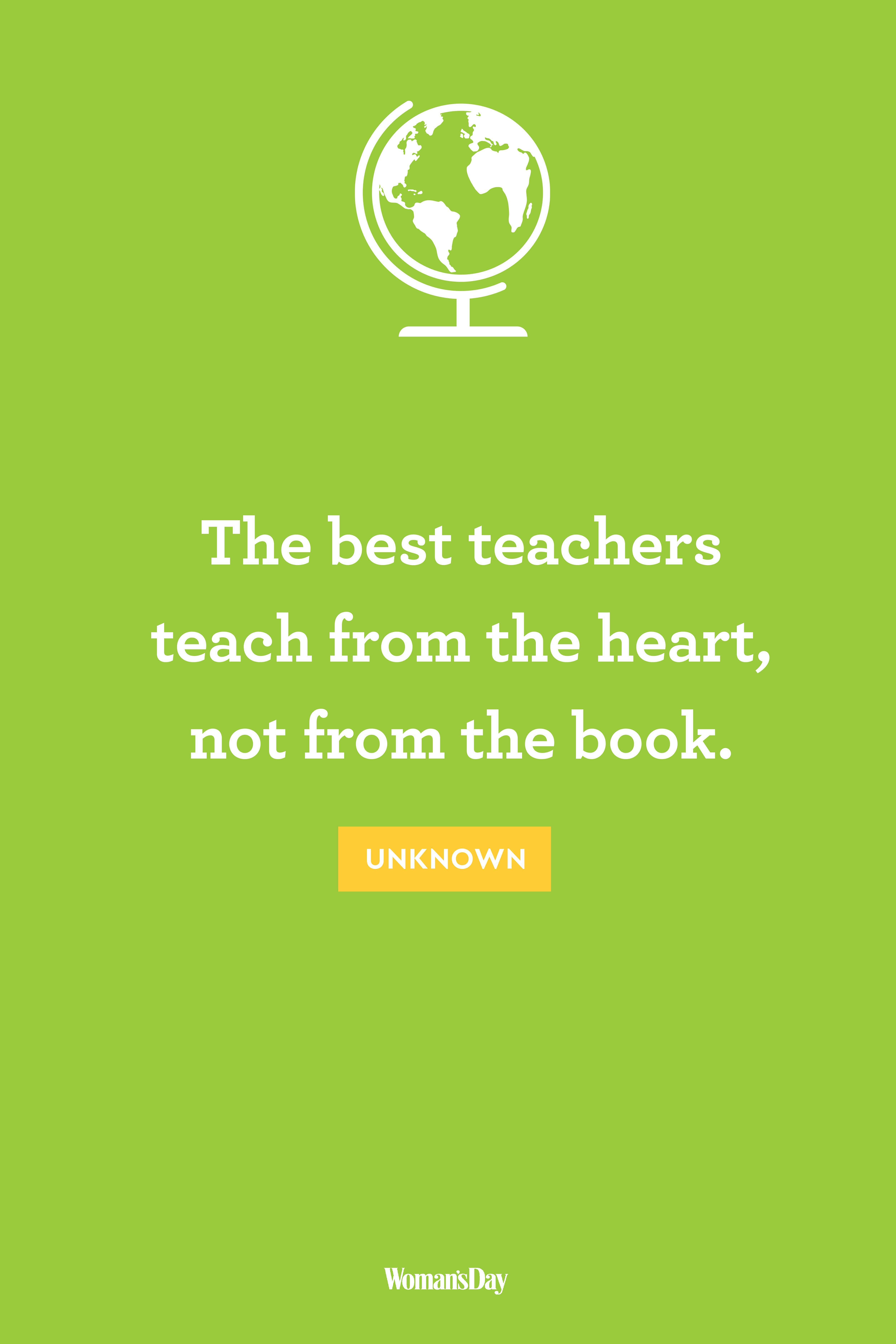 Image of: Teacher Womans Day 15 Back To School Quotes Best Quotes About School