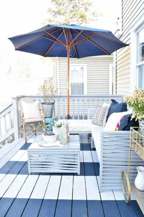 21 Creative Deck Ideas - Beautiful Outdoor Deck Designs to ...