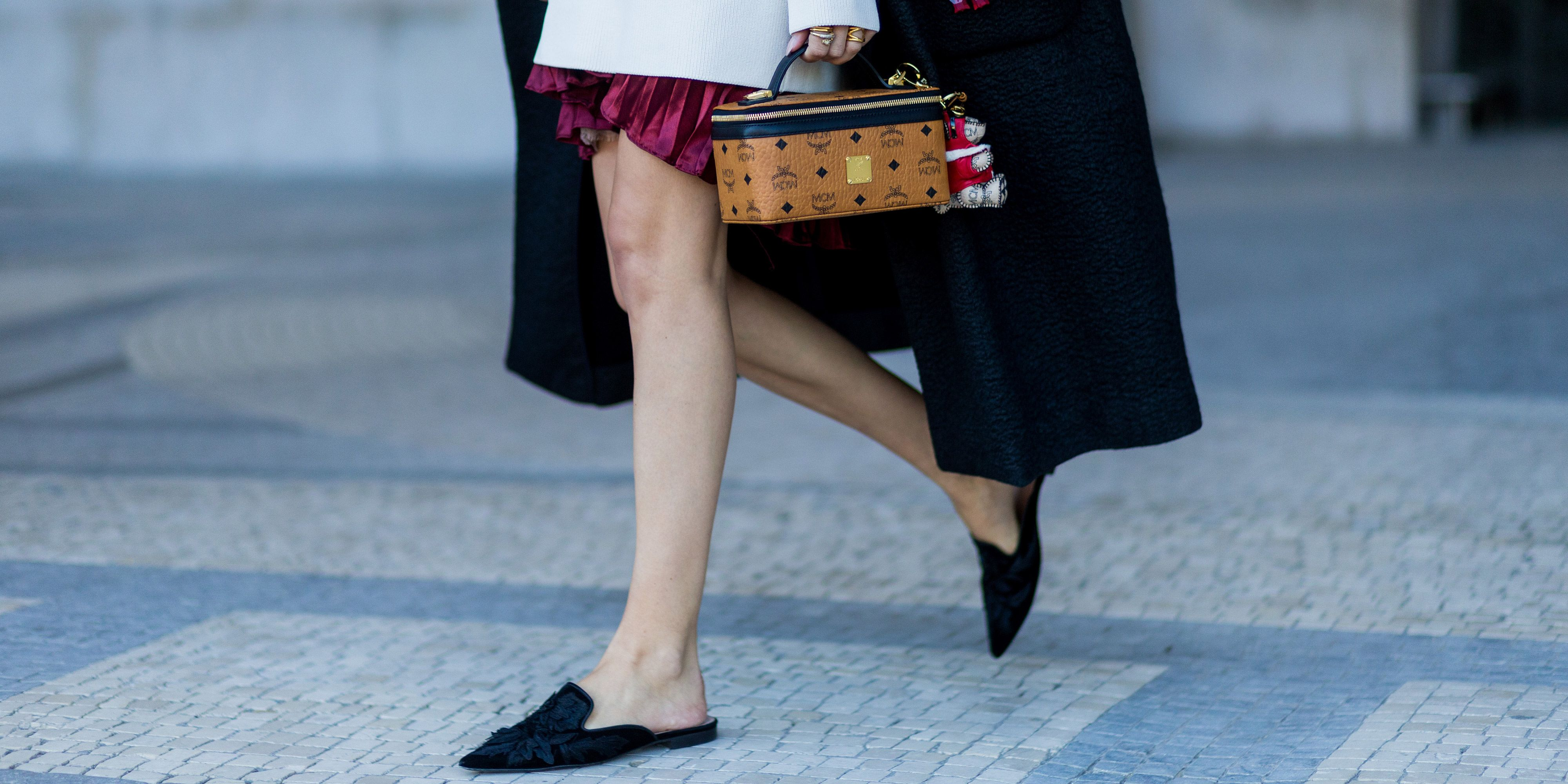 best backless loafers – Best flat mules