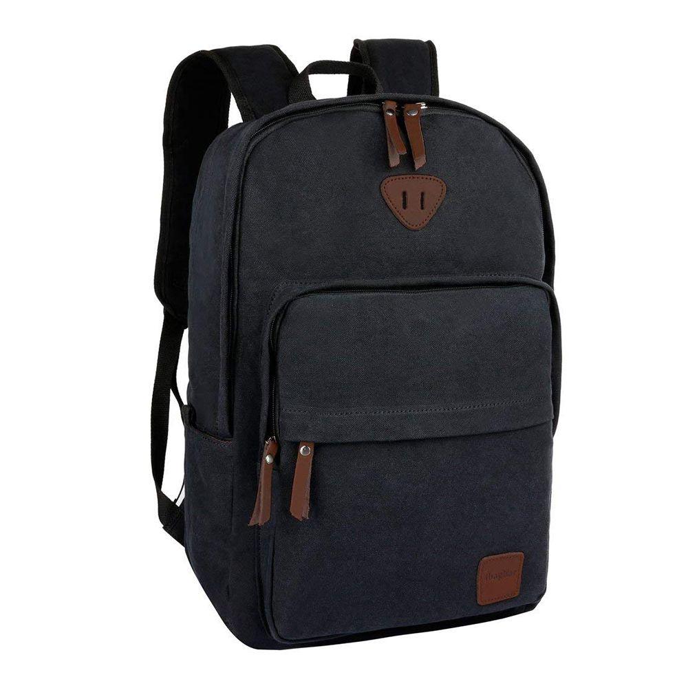 Ibagbar Vintage Canvas Backpack