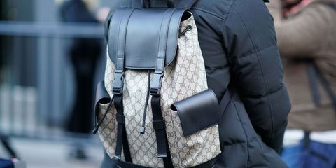 4e6ce58cb676 image. Edward BerthelotGetty Images. While the obvious choice for a  grown-up bag is a brief or attaché case
