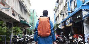 Backpack koffer