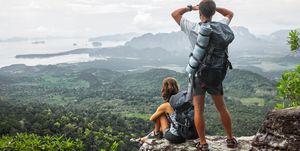 backpacken Azië