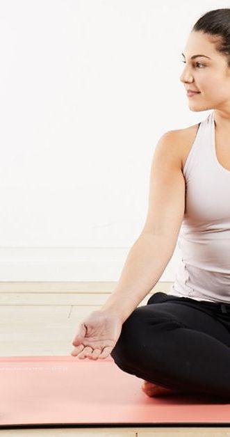 Backslash\fit Smart Yoga Mat
