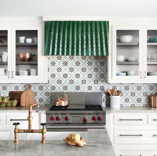 20 Chic Kitchen Backsplash Ideas Tile Designs For Kitchen Backsplashes