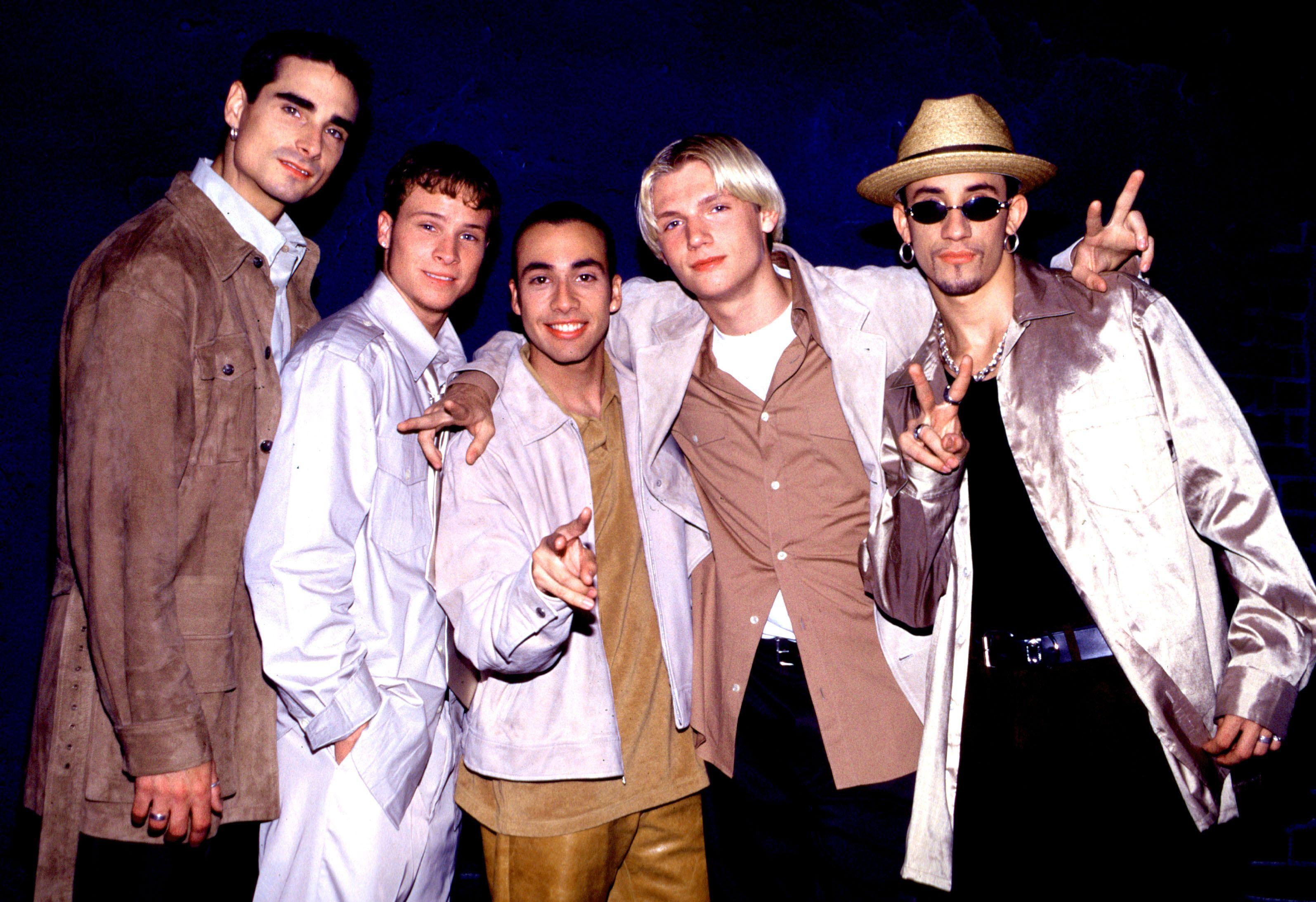 Qué Fue De Los Backstreet Boys Dna Así Es El Nuevo Disco De Backstreet Boys