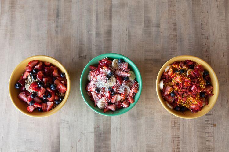 La oferta gastronómica de Coachella 2019.