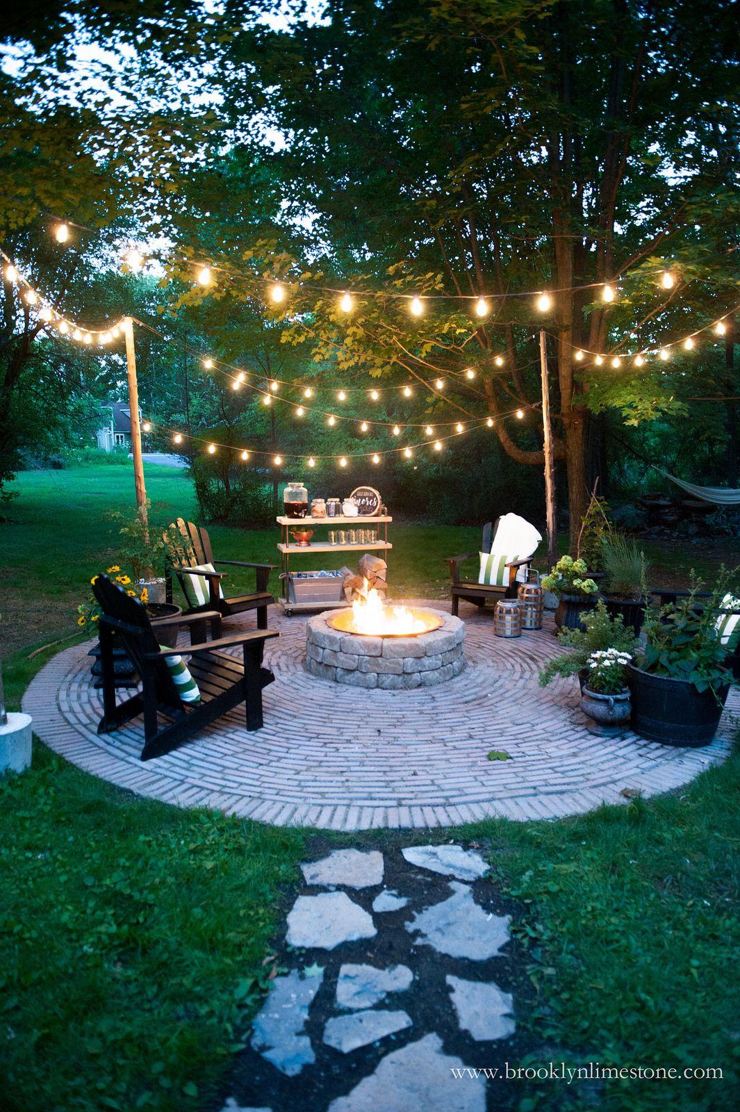 Outdoor String Lights