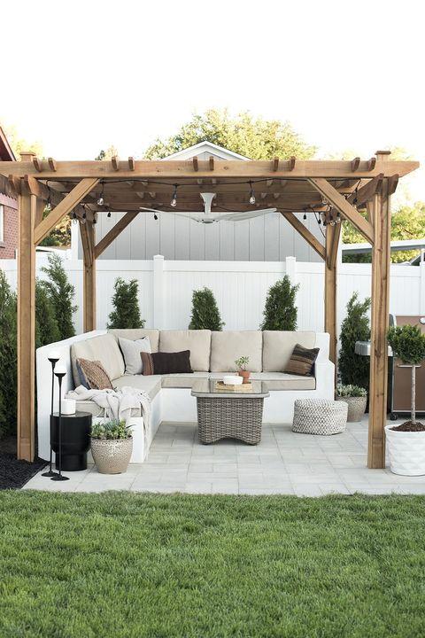 16 Best Pergola Ideas For The Backyard, Pergola Patio Ideas