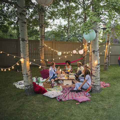 Very Small Backyard Weddings