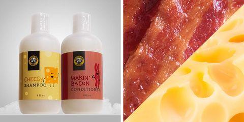 Bacon and Cheese Shampoo