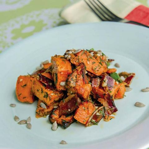 paleo sweet potato salad