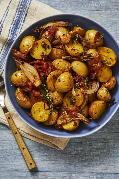 bacon roasted potatoes