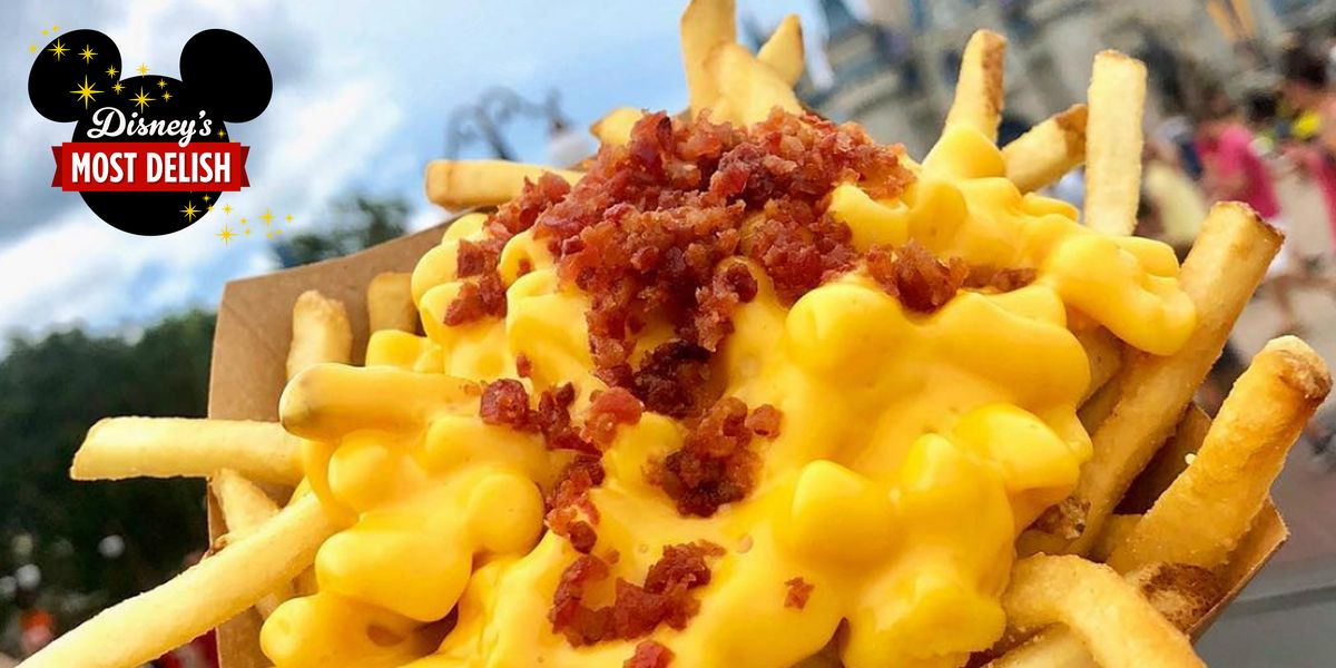 Disney Has Bacon Mac Amp Cheese Fries And Nothing Has Looked